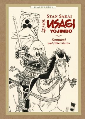 USAGI YOJIMBO GALLERY EDITION VOLUME 1 HARDCOVER