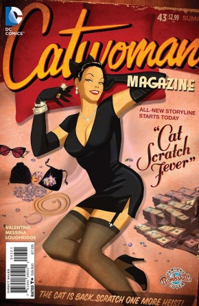 CATWOMAN #43 (2011 SERIES) BOMBSHELLS VARIANT