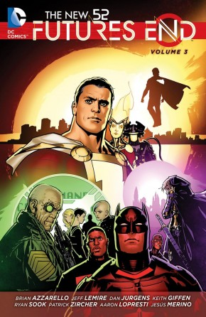 NEW 52 FUTURES END VOLUME 3 GRAPHIC NOVEL