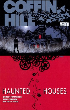 COFFIN HILL VOLUME 3 HAUNTED HOUSES GRAPHIC NOVEL
