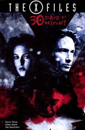 X-FILES AND 30 DAYS OF NIGHT HARDCOVER