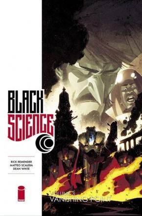 BLACK SCIENCE VOLUME 3 VANISHING PATTERN GRAPHIC NOVEL