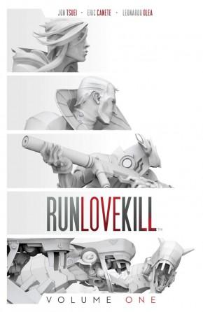 RUNLOVEKILL VOLUME 1 GRAPHIC NOVEL