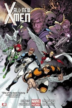 ALL NEW X-MEN VOLUME 3 OVERSIZED HARDCOVER