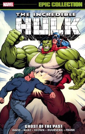 INCREDIBLE HULK EPIC COLLECTION GHOST OF THE PAST GRAPHIC NOVEL