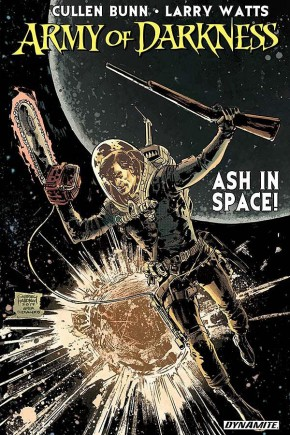 ARMY OF DARKNESS ASH IN SPACE GRAPHIC NOVEL