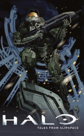 HALO TALES FROM SLIPSPACE HARDCOVER