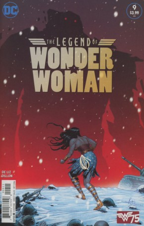LEGEND OF WONDER WOMAN #9