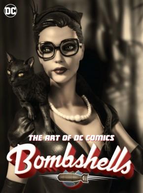 ART OF DC COMICS BOMBSHELLS HARDCOVER