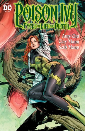 POISON IVY CYCLE OF LIFE AND DEATH GRAPHIC NOVEL