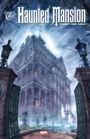 HAUNTED MANSION HC