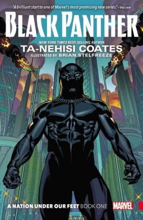 BLACK PANTHER BOOK 1 NATION UNDER OUR FEET GRAPHIC NOVEL