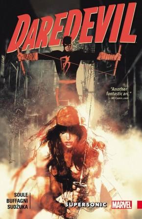 DAREDEVIL BACK IN BLACK VOLUME 2 SUPERSONIC GRAPHIC NOVEL