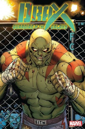 DRAX GUARDIAN OF THE GALAXY GRAPHIC NOVEL