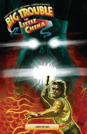 BIG TROUBLE IN LITTLE CHINA VOLUME 4 GRAPHIC NOVEL