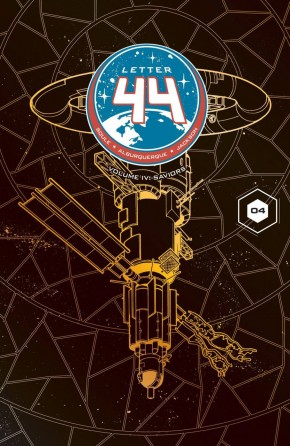 LETTER 44 VOLUME 4 SAVIORS GRAPHIC NOVEL