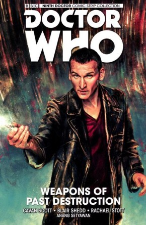 DOCTOR WHO 9TH DOCTOR VOLUME 1 WEAPONS OF PAST DESTRUCTION GRAPHIC NOVEL
