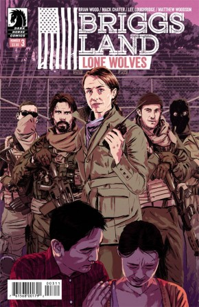 BRIGGS LAND LONE WOLVES #3