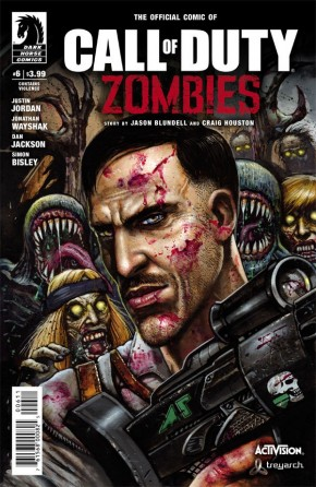 CALL OF DUTY ZOMBIES #6