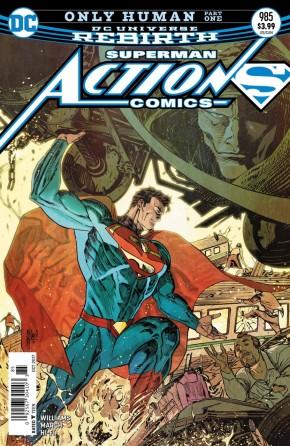 ACTION COMICS #985 (2016 SERIES)