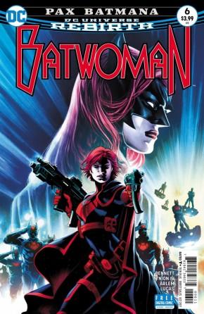BATWOMAN #6 (2017 SERIES)