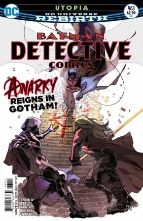 DETECTIVE COMICS #963 (2016 SERIES)