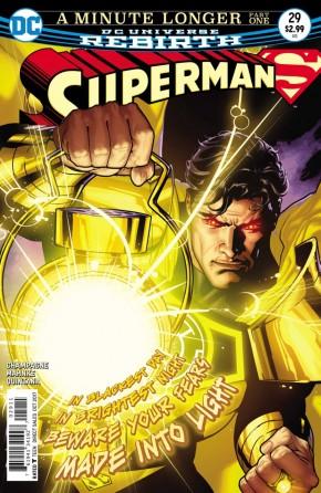 SUPERMAN #29 (2016 SERIES)