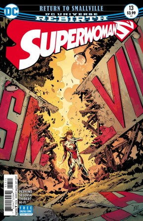 SUPERWOMAN #13 (2016 SERIES)
