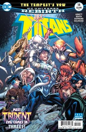TITANS #14 (2016 SERIES)
