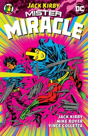 JACK KIRBYS MISTER MIRACLE GRAPHIC NOVEL