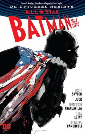 ALL STAR BATMAN VOLUME 2 ENDS OF THE EARTH HARDCOVER