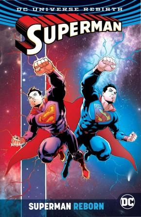SUPERMAN REBORN HARDCOVER