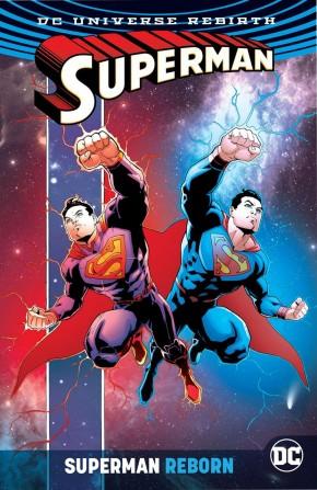 SUPERMAN REBORN HARDCOVER