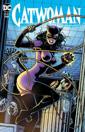CATWOMAN BY JIM BALENT BOOK 1 GRAPHIC NOVEL
