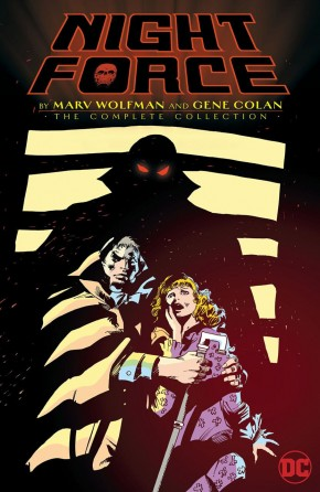 NIGHT FORCE BY MARV WOLFMAN THE COMPLETE SERIES HARDCOVER