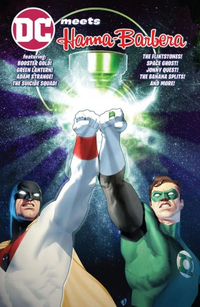 DC MEETS HANNA BARBERA VOLUME 1 GRAPHIC NOVEL