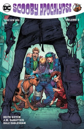 SCOOBY APOCALYPSE VOLUME 2 GRAPHIC NOVEL