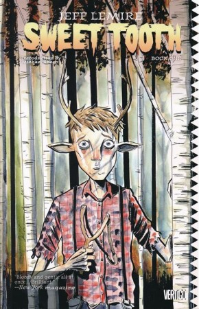 SWEET TOOTH BOOK 1 GRAPHIC NOVEL