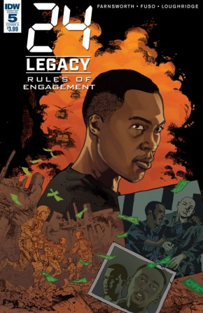 24 LEGACY RULES OF ENGAGEMENT #5
