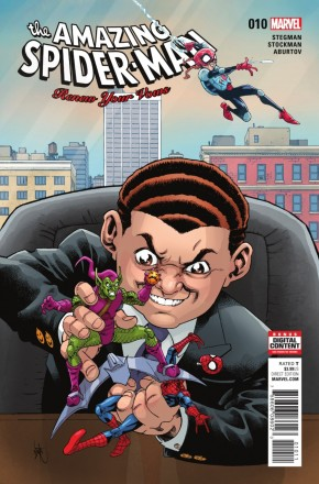 AMAZING SPIDER-MAN RENEW YOUR VOWS #10 (2016 SERIES)