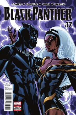 BLACK PANTHER #17 (2016 SERIES)