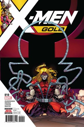 X-MEN GOLD #10