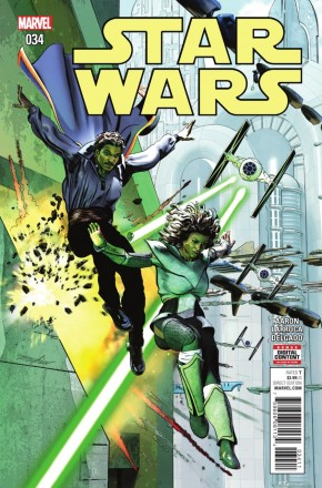STAR WARS #34 (2015 SERIES)