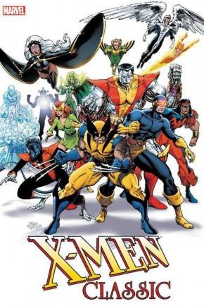 X-MEN CLASSIC OMNIBUS HARDCOVER