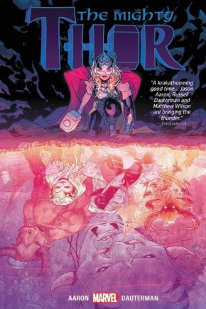 THOR BY JASON AARON AND RUSSELL DAUTERMAN VOLUME 2 HARDCOVER