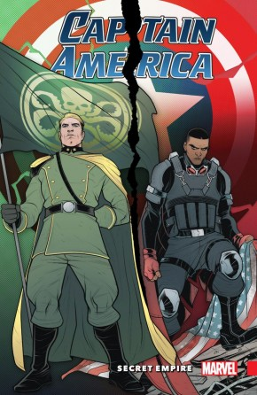 CAPTAIN AMERICA SECRET EMPIRE GRAPHIC NOVEL