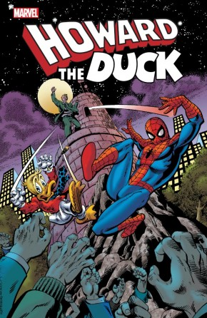 HOWARD THE DUCK THE COMPLETE COLLECTION VOLUME 4 GRAPHIC NOVEL