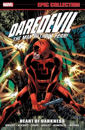 DAREDEVIL EPIC COLLECTION HEART OF DARKNESS GRAPHIC NOVEL