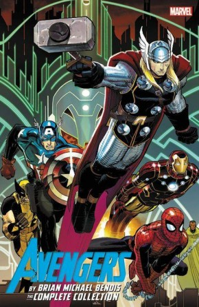 AVENGERS BY BENDIS COMPLETE COLLECTION VOLUME 1 GRAPHIC NOVEL