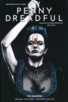 PENNY DREADFUL VOLUME 1 THE AWAKING GRAPHIC NOVEL